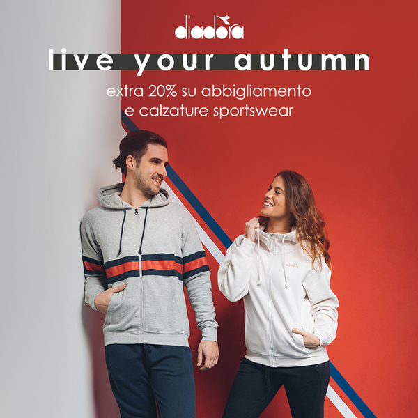 FALL WINTER PROMOTION