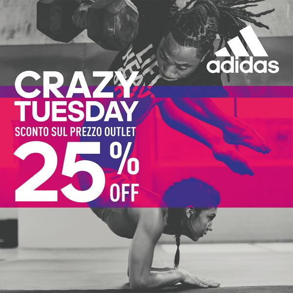 Crazy Tuesday -25 % OFF