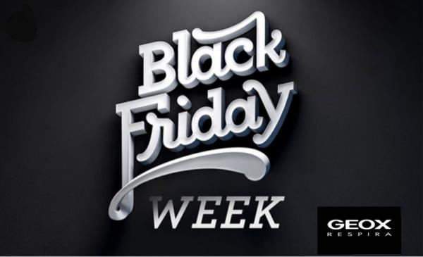 Valmontone Outlet GEOX Black Weekend