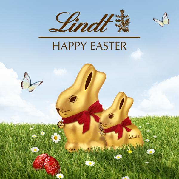 EASTER PROMOTION Lindt