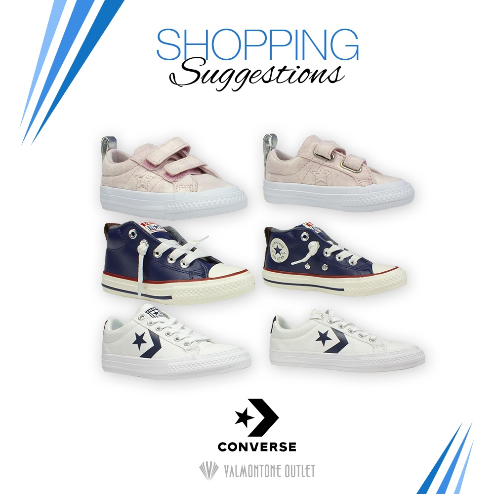 <p>Shopping Suggestions da Converse</p>