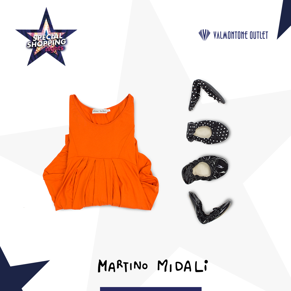 <p>Special Shopping Nights da Martino Midali</p>