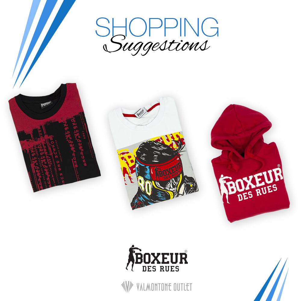 <p>Shopping Suggestions da Boxeur</p>