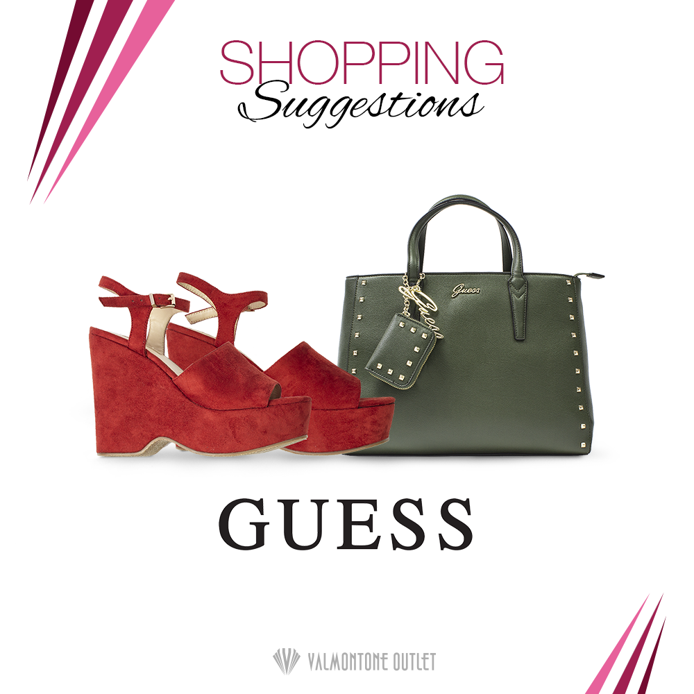 <p>Shopping Suggestion P/E da Guess</p>