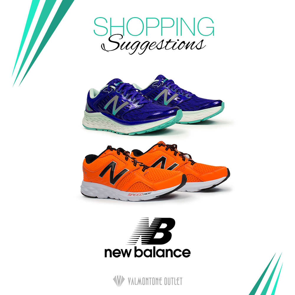<p>Shopping Suggestions Sportswear da New Balance</p>