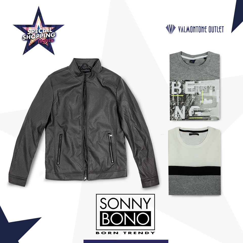 <p>Special Shopping Nights da Sonny Bono</p>