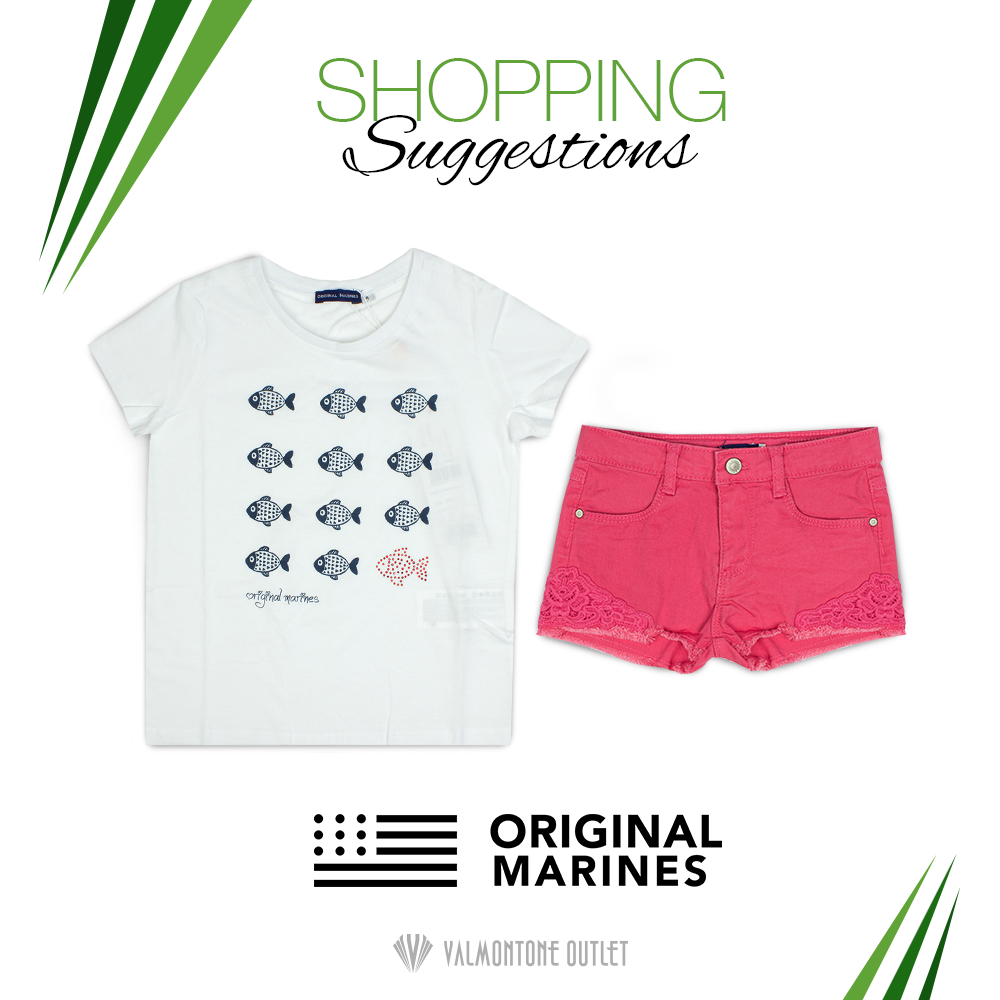 <p>Shopping Suggestions da Original Marines</p>