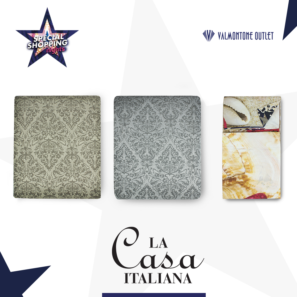 <p>Special Shopping Nights da La Casa Italiana</p>