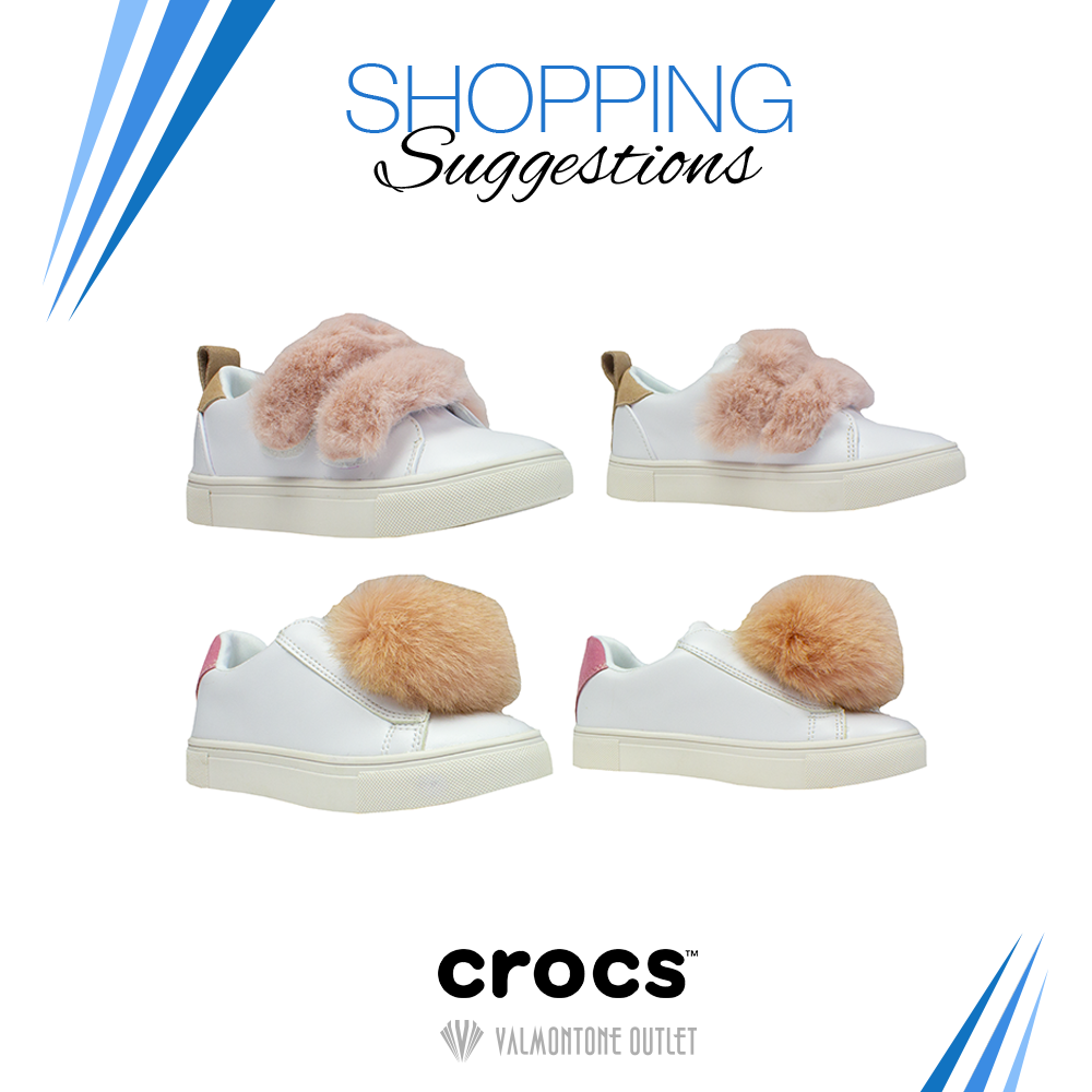 <p>Shopping Suggestions da Crocs - Colors of California</p>