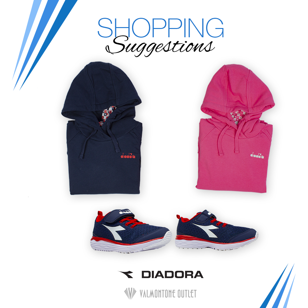 <p>Shopping Suggestions da Diadora</p>
