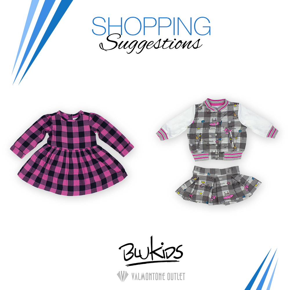 <p>Shopping Suggestions da Blu Kids</p>
