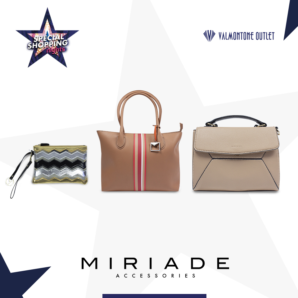 <p>Special Shopping Nights da Miriade</p>