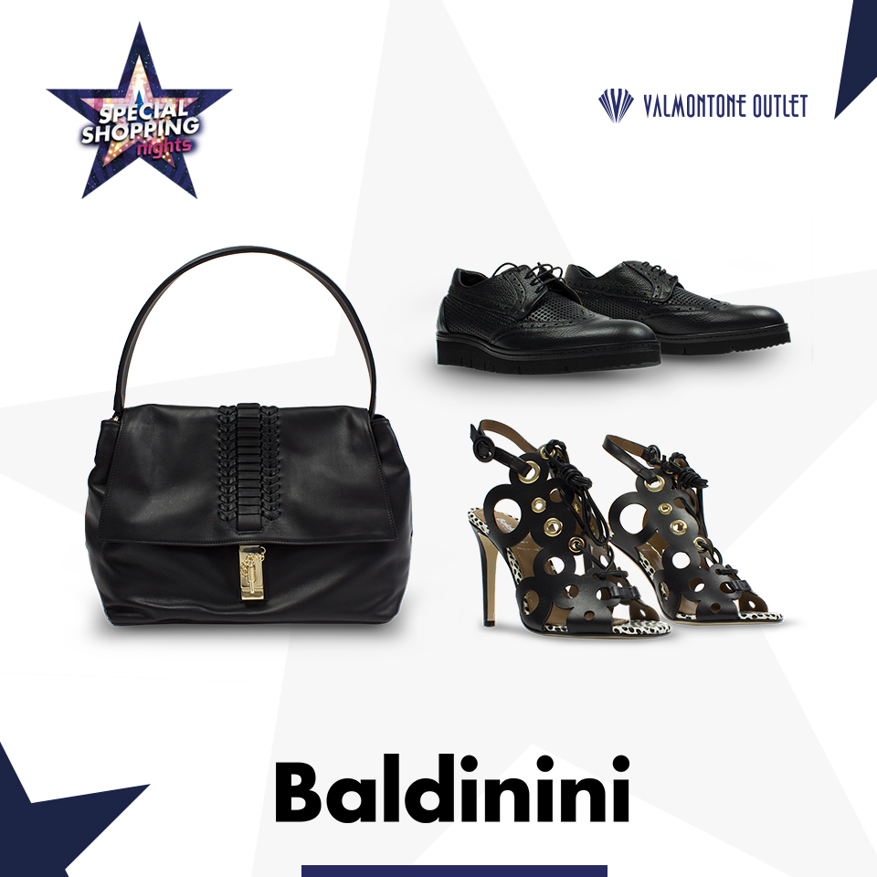 <p>Special Shopping Nights da Baldinini</p>
