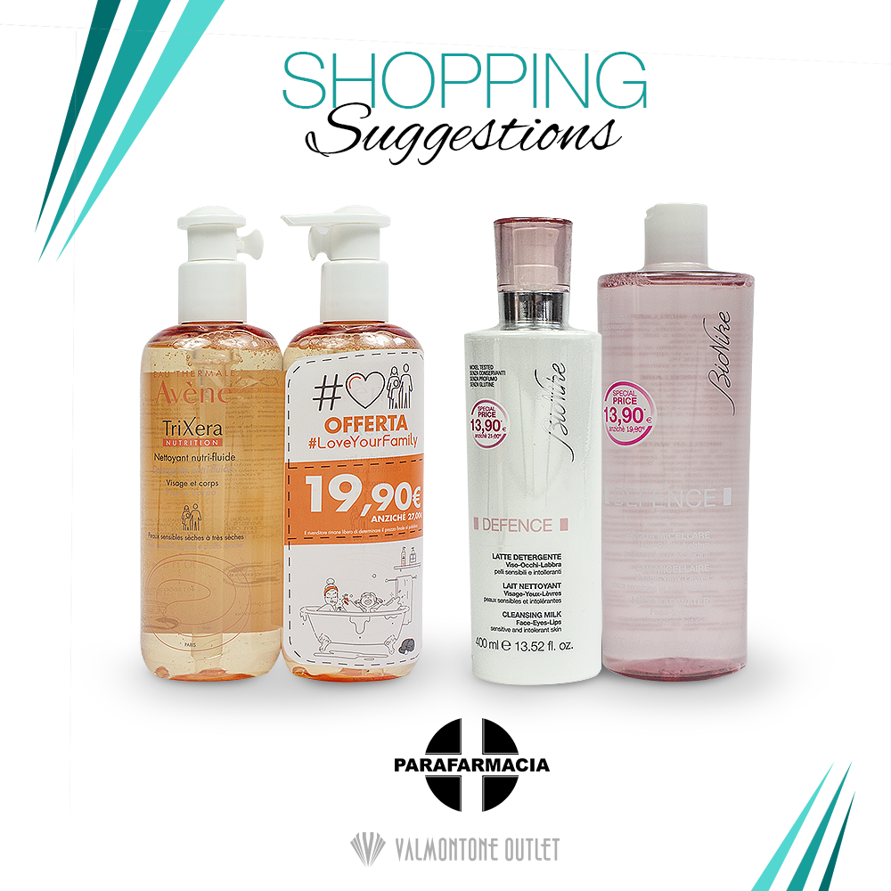 <p>Shopping Suggestions Beauty & Style da Parafarmacia Lo Speziale</p>