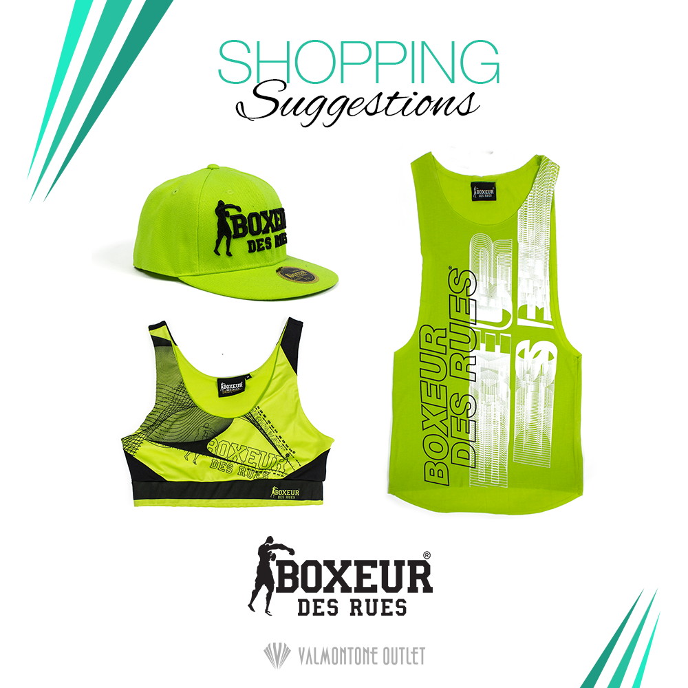 <p>Shopping Suggestions Sportswear da Boxeur</p>