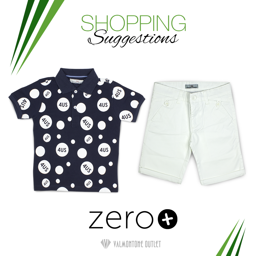 <p>Shopping Suggestions da Zeropiù per lui</p>