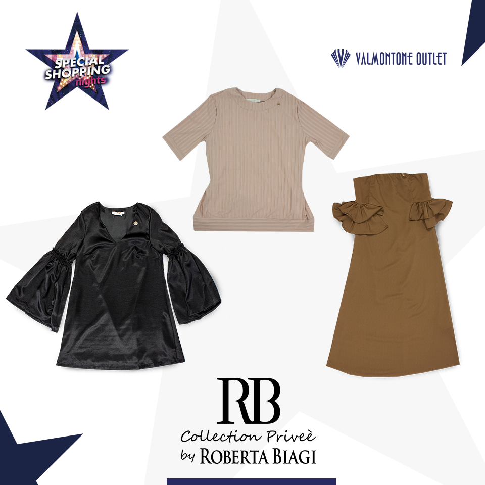 <p>Special Shopping Nights da Roberta Biagi</p>