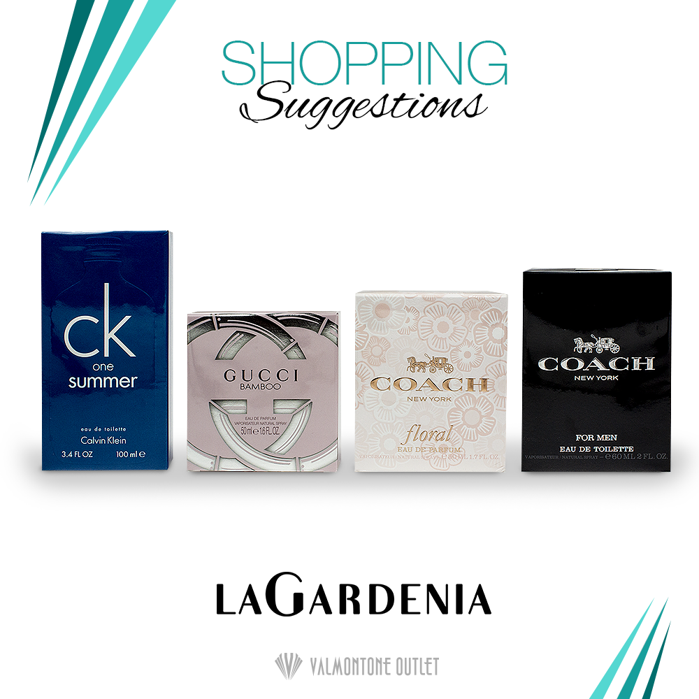 <p>Shopping Suggestions Beauty & Style da la Gardenia</p>