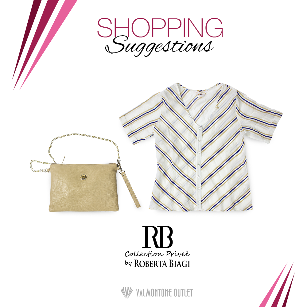 <p>Shopping Suggestion P/E da Roberta Biagi</p>