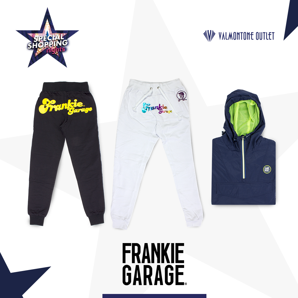 <p>Special Shopping Nights da Frankie Garage</p>