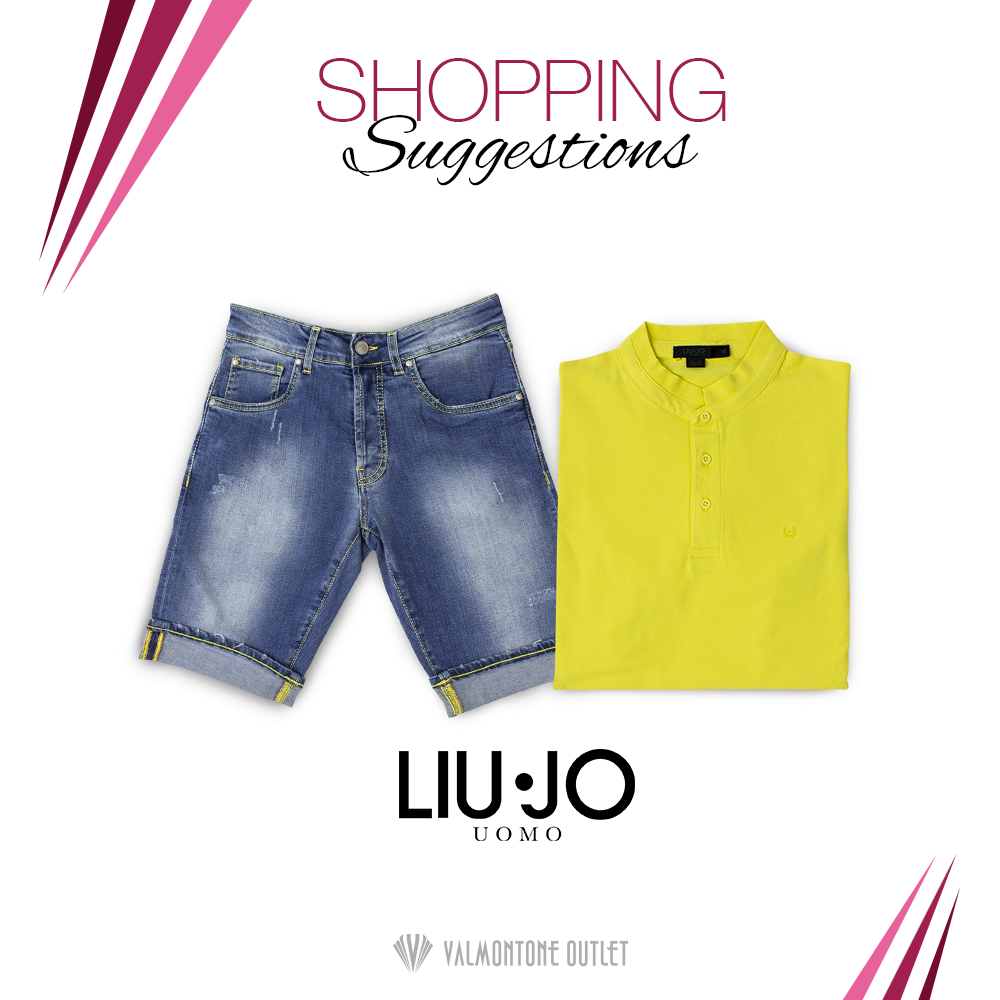 <p>Shopping Suggestion P/E da Liu JO</p>