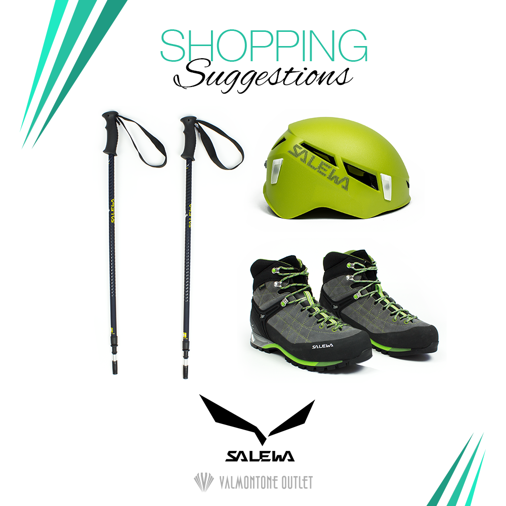 <p>Shopping Suggestions Sportswear da Salewa</p>