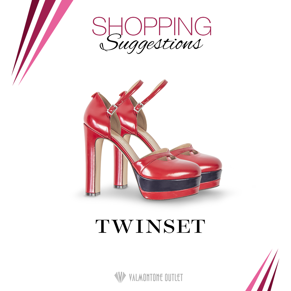 <p>Shopping Suggestions P/E da Twin Set</p>