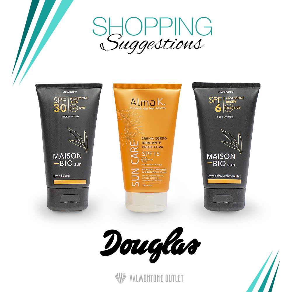 <p>Shopping Suggestions Beauty & Style da Profumerie Douglas</p>