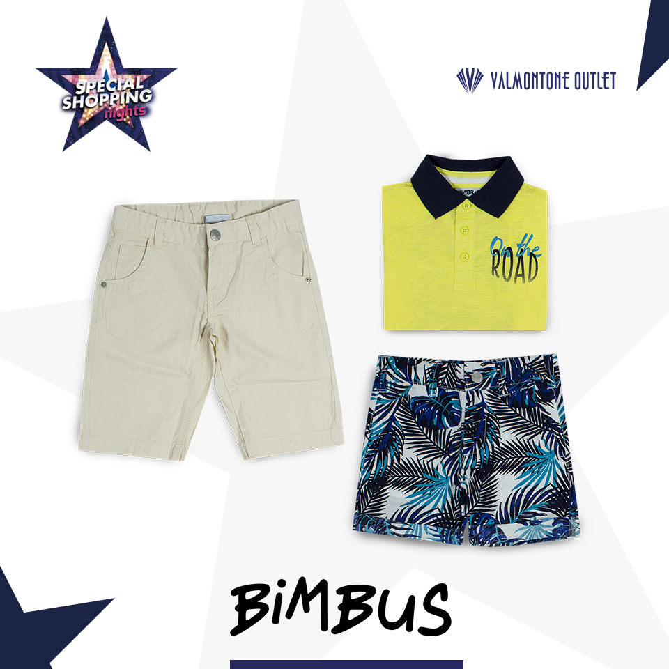 <p>Special Shopping Nights da Bimbus</p>