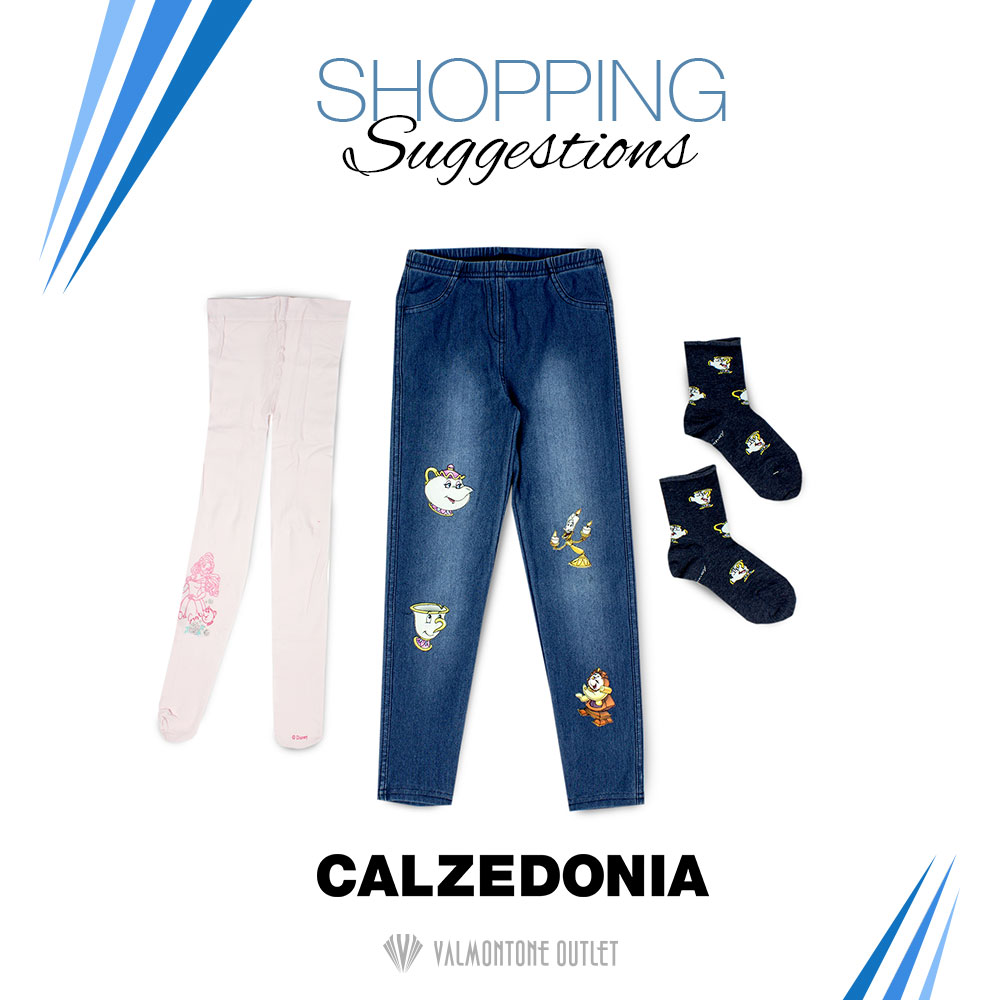 <p>Shopping Suggestions da Calzedonia</p>