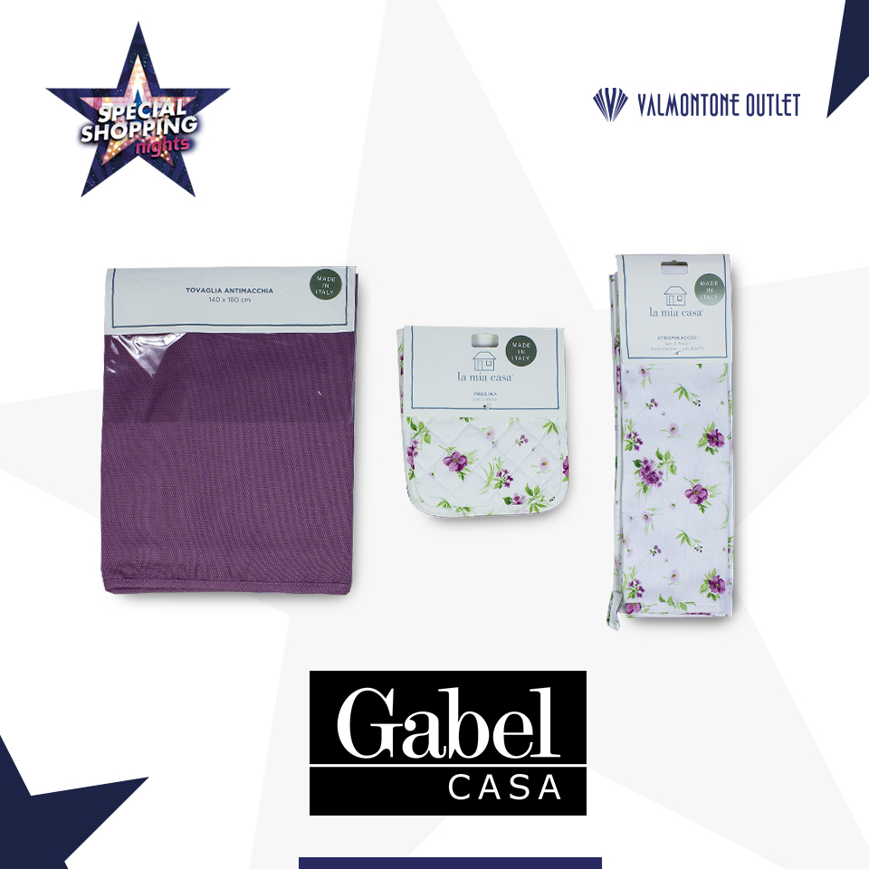 <p>Special Shopping Nights da gabel</p>