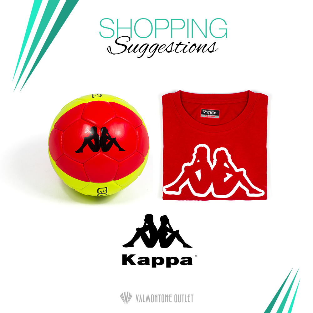 <p>Shopping Suggestions Sportswear da Kappa Outlet</p>