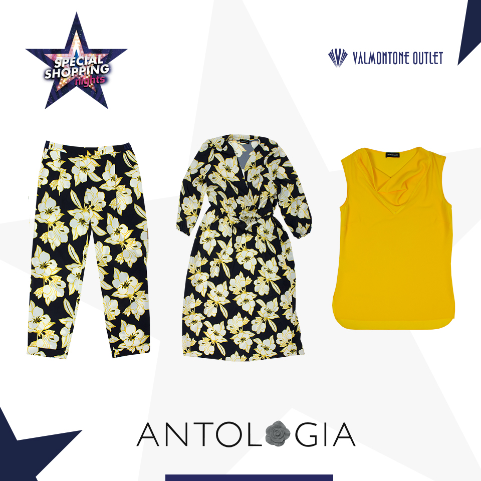 <p>Special Shopping Nights da Antologia</p>