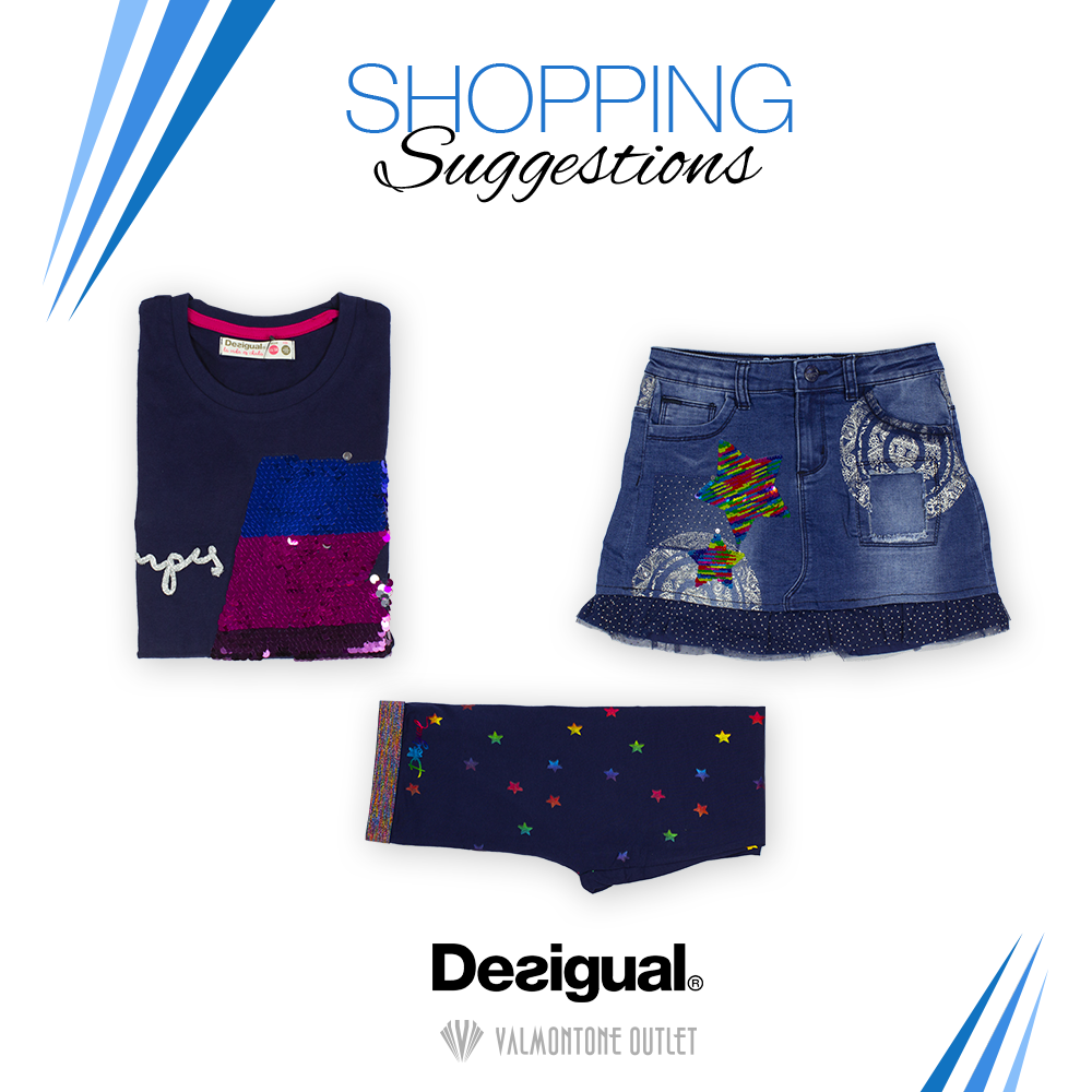<p>Shopping Suggestions da Desigual</p>