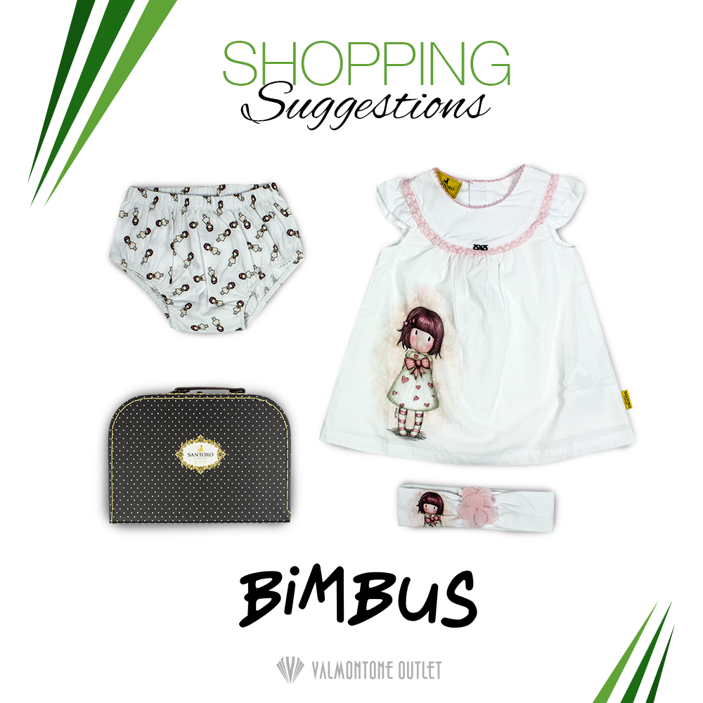 <p>Shopping Suggestions da Bimbus per lei</p>