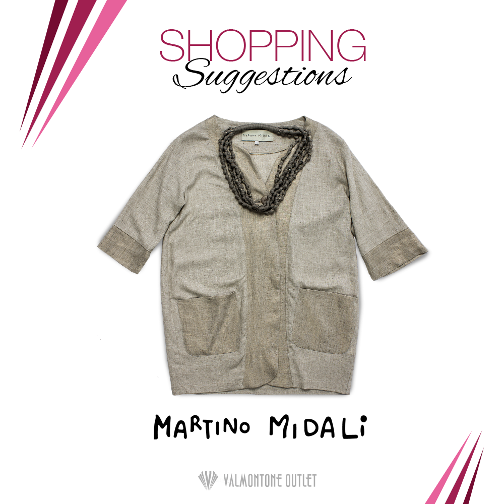 <p>Shopping Suggestions P/E da Martino Midalì</p>