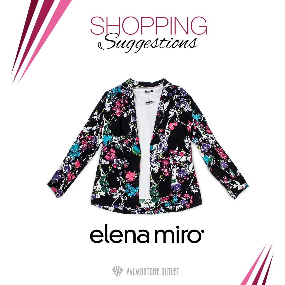 <p>Shopping Suggestions P/E da Elena Mirò</p>