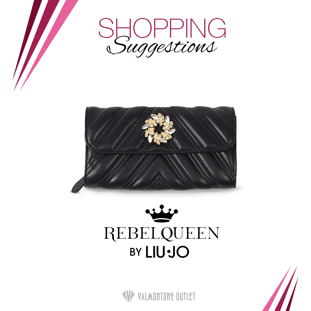 <p>Shopping Suggestions P/E da Rebel Queen by Liu Jo</p>