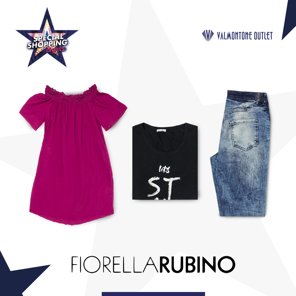 <p>Special Shopping Nights da Fiorella Rubino</p>