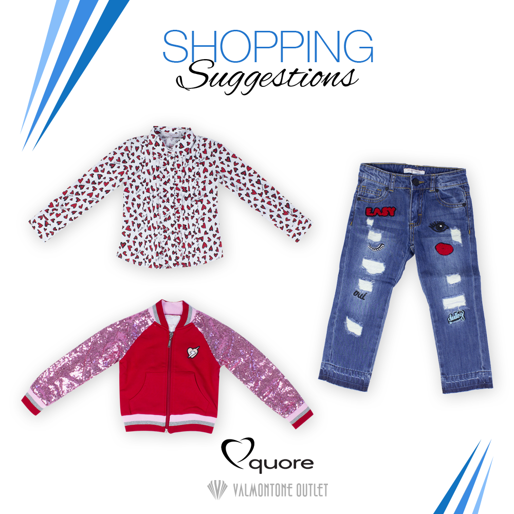 <p>Shopping Suggestions da Q come Quore</p>