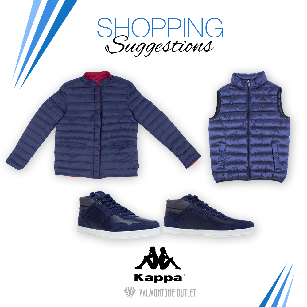 <p>Shopping Suggestions da Kappa Outlet</p>