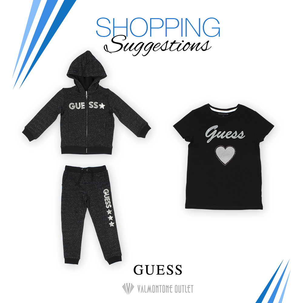 <p>Shopping Suggestions da Guess</p>