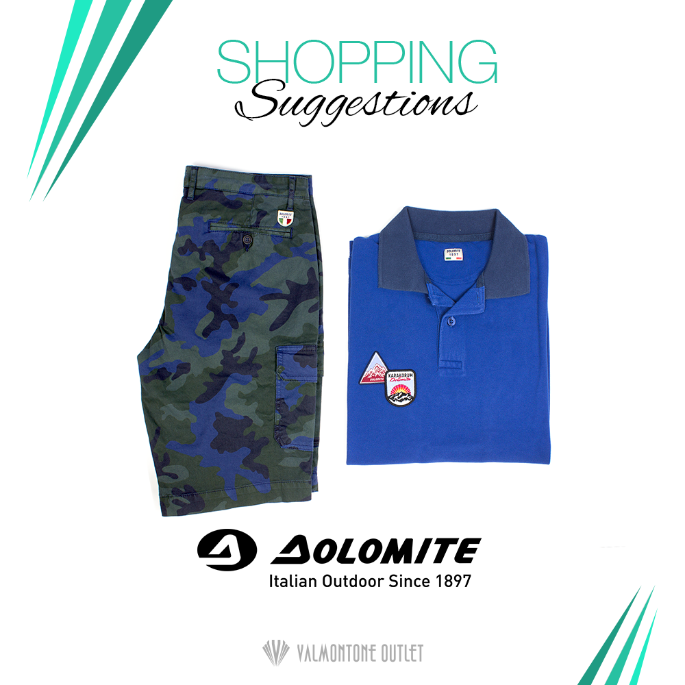 <p>Shopping Suggestions Sportswear da Dolomite</p>