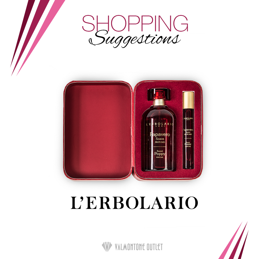 <p>Shopping Suggestions P/E da L'erbolario</p>