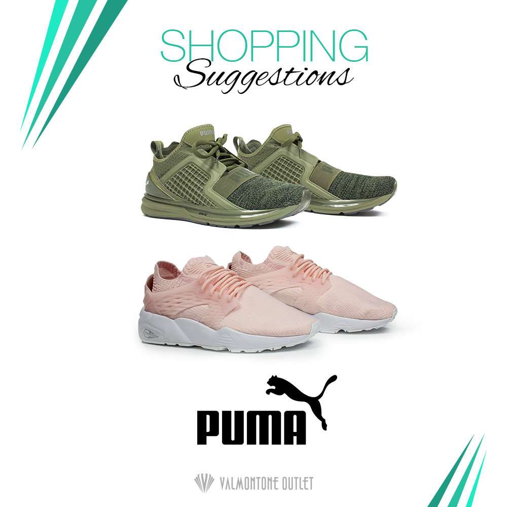 <p>Shopping Suggestions Sportswear da Puma</p>