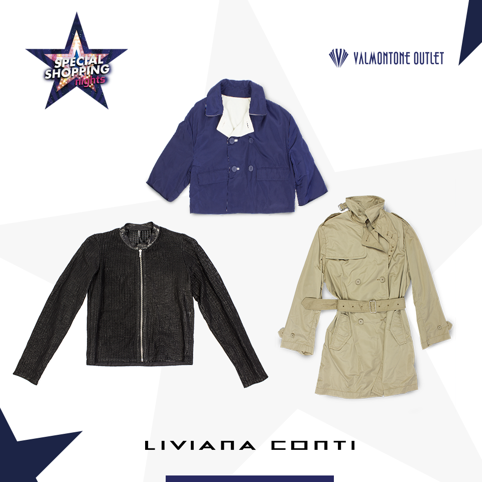 <p>Special Shopping Nights da Liviana Conti</p>