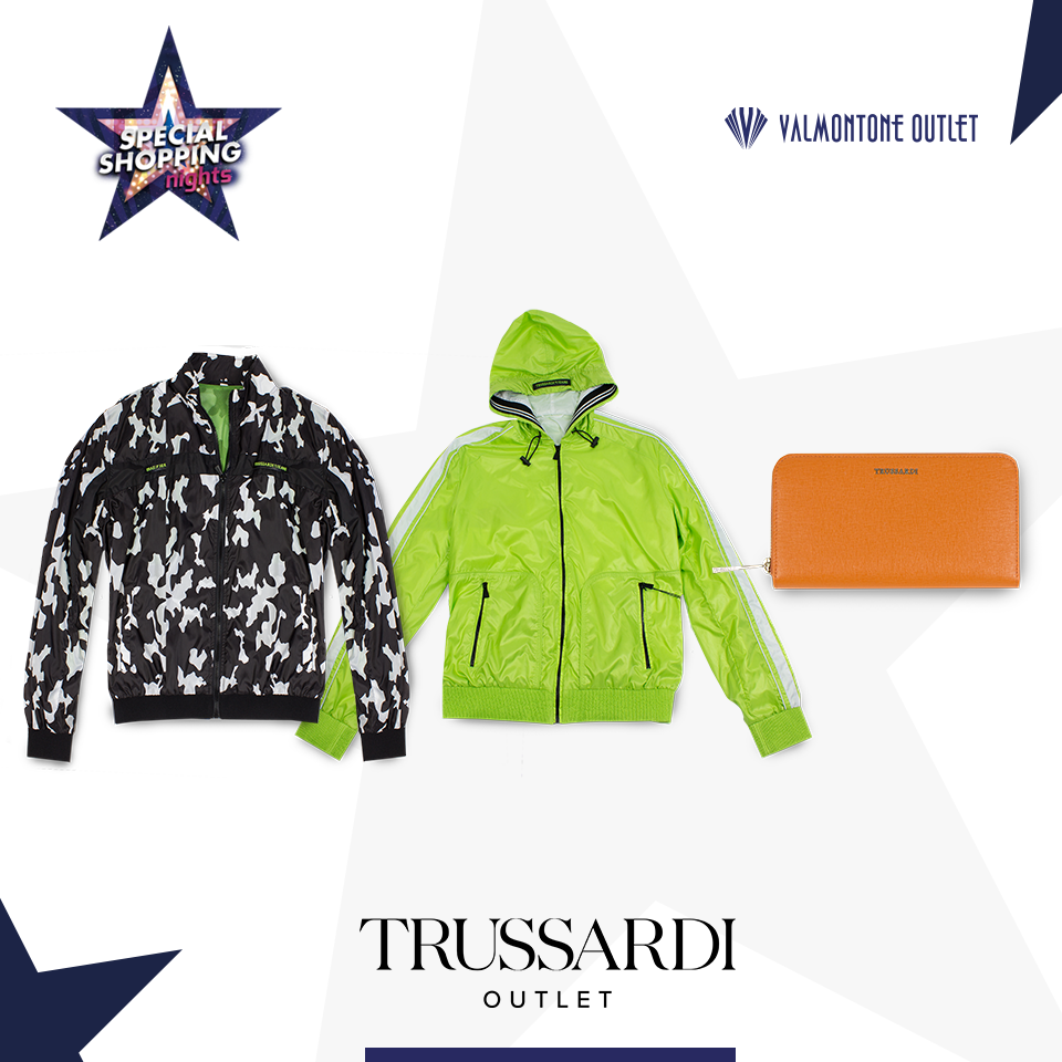 <p>Special Shopping Nights da Trussardi</p>