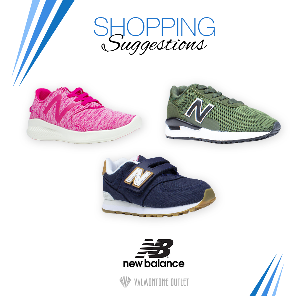 <p>Shopping Suggestions da New Balance</p>