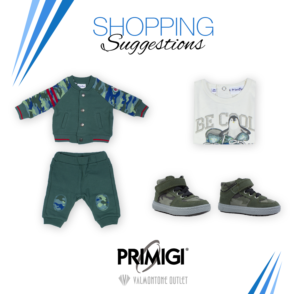 <p>Shopping Suggestions da Primigi per Bimbo</p>
