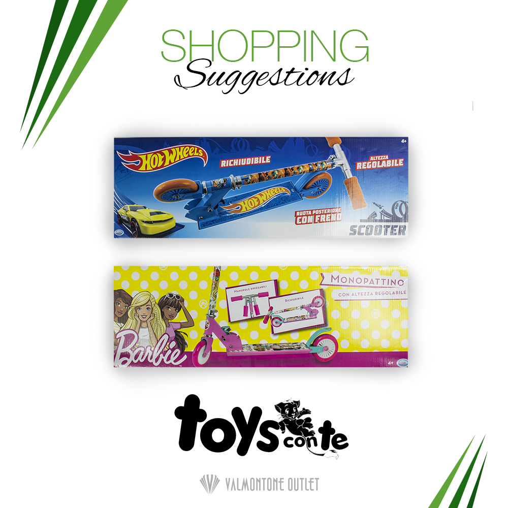 <p>Shopping Suggestions da Toys con te</p>